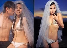 Những cô dâu muốn... là cái rốn của vũ trụ ảnh 9