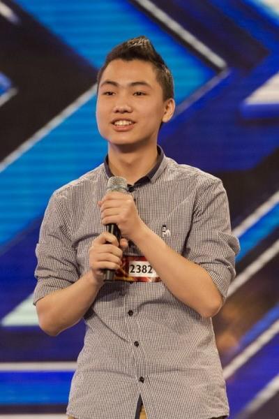 Gặp chàng trai Việt gây sốt tại X Factor nước Anh ảnh 2