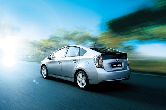 Toyota cán mốc 6 triệu xe hybrid ảnh 1