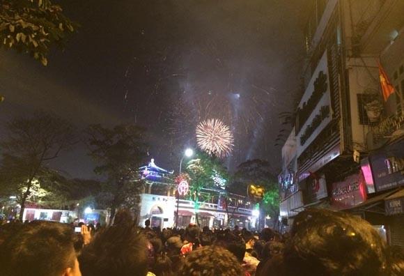 Bí thư Thành ủy Hà Nội Phạm Quang Nghị chúc Tết Giáp Ngọ 2014 ảnh 1