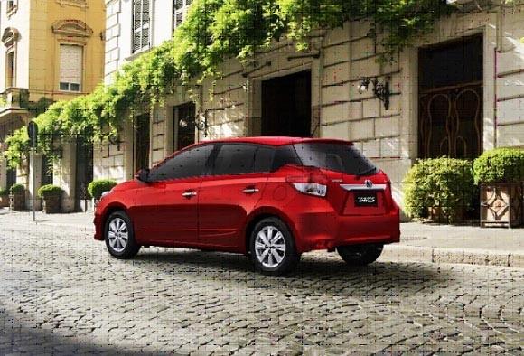 Toyota Việt Nam ra mắt Yaris hatch-back thế hệ đột phá 2014 ảnh 1