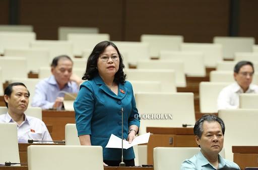 Bà Ngô Thị Minh làm Thứ trưởng Bộ GD-ĐT ảnh 1