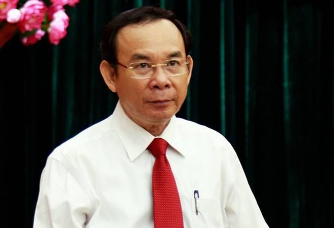 Ông Nguyễn Văn Nên được bầu làm Bí thư Thành ủy TP HCM ảnh 1