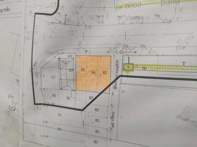 Vì sao thi công dự án mở rộng phố Vũ Trọng Phụng bị kéo dài? ảnh 2