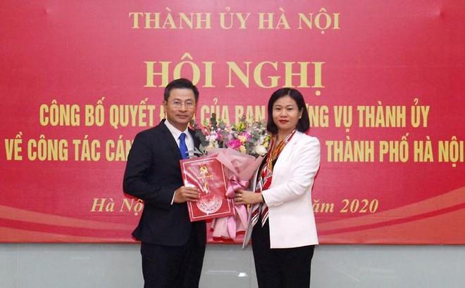 Ông Nguyễn Phi Thường làm Bí thư Đảng đoàn Liên đoàn Lao động TP ảnh 1