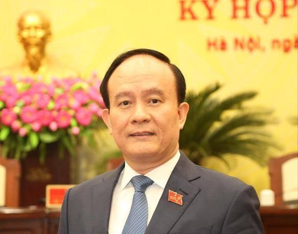 Ông Nguyễn Ngọc Tuấn làm Chủ tịch Ủy ban Bầu cử TP Hà Nội ảnh 1