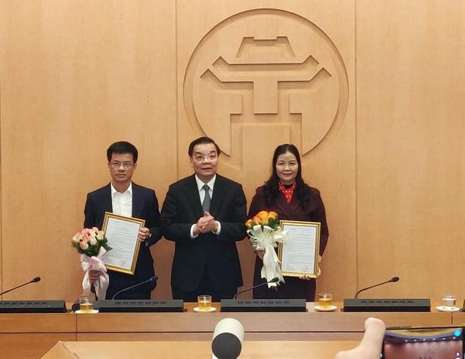 Ông Bùi Duy Cường được bổ nhiệm làm Giám đốc Sở TN-MT Hà Nội ảnh 1