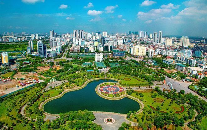 Hà Nội hướng tới đô thị xanh, thông minh, là thành phố kết nối toàn cầu ảnh 2