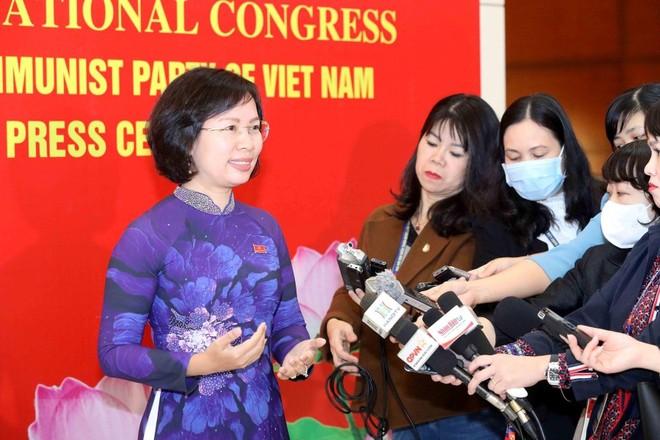 Đại hội XIII: Bầu lãnh đạo tiêu biểu để hiện thực hóa khát vọng Việt Nam hùng cường ảnh 1