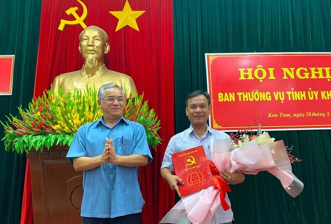 Những gương mặt Ủy viên Trung ương Đảng tuổi 8X ảnh 3