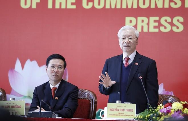 Tổng Bí thư, Chủ tịch nước: Cuộc đấu tranh chống tham nhũng còn lâu dài, gian khổ, quyết liệt ảnh 1