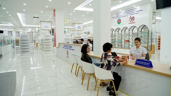Sự khác biệt về sản phẩm, dịch vụ của dược phẩm Vimedimex so với các đối thủ cạnh tranh ảnh 2