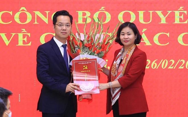 Ba quận nội thành Hà Nội có tân Bí thư Quận ủy ảnh 1