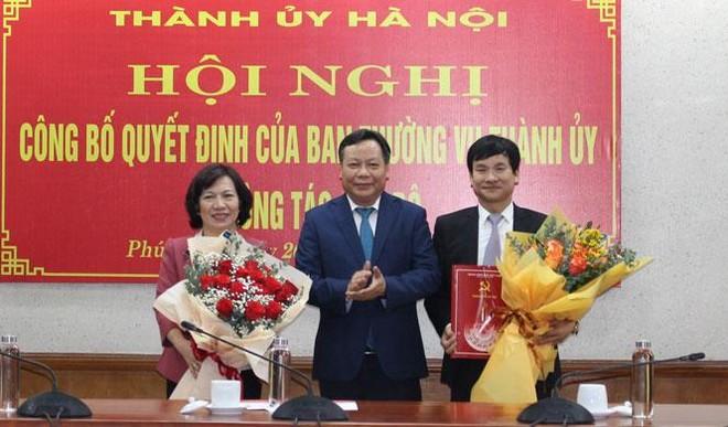 Ba quận nội thành Hà Nội có tân Bí thư Quận ủy ảnh 3