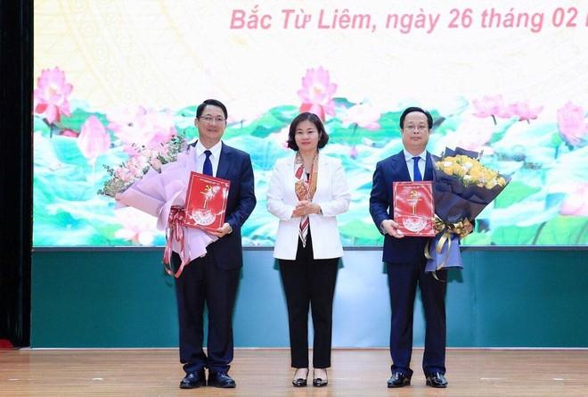 Ba quận nội thành Hà Nội có tân Bí thư Quận ủy ảnh 2