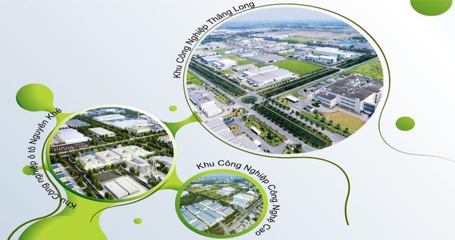 Helianthus Center Red River: Khơi nguồn tiềm năng bất động sản năm 2021 phía Đông Bắc Thủ đô Hà Nội ảnh 3