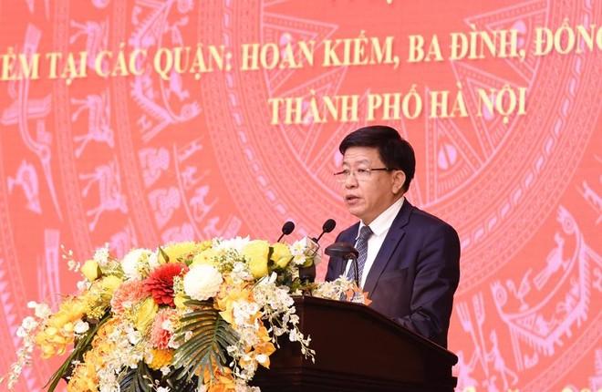 Công bố quy hoạch 4 quận lõi Hà Nội: Cơ sở để cải thiện cơ bản điều kiện sống người dân ảnh 2