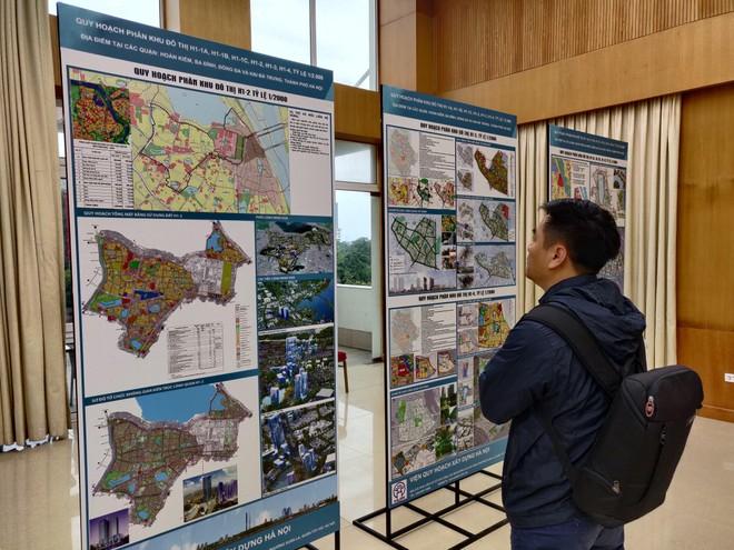 Công bố quy hoạch 4 quận lõi Hà Nội: Cơ sở để cải thiện cơ bản điều kiện sống người dân ảnh 4