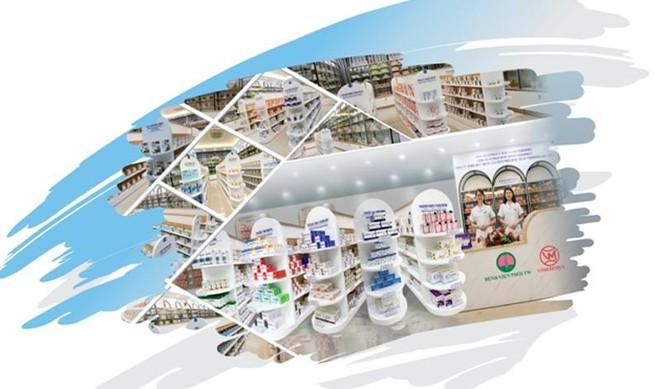 Chính thức khai trương trung tâm phân phối dược phẩm Vimedimex tại Bắc Ninh ảnh 1