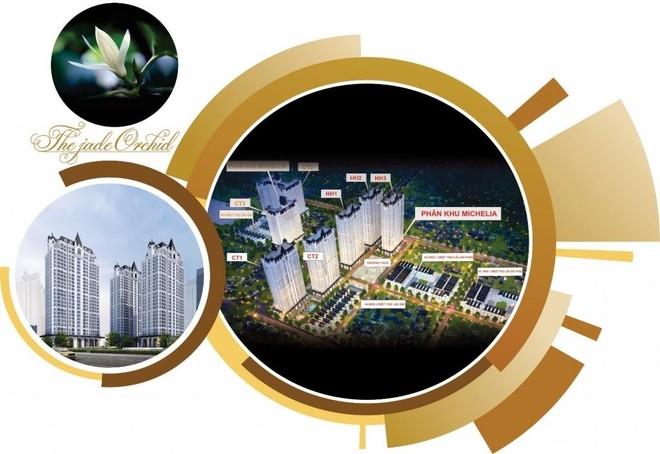Chất lượng thi công dự án The Jade Orchid mang thương hiệu Vimefulland được quyết định bởi chủ đầu tư chứ không phải nhà thầu ảnh 2