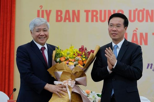 Ông Đỗ Văn Chiến giữ chức Chủ tịch Ủy ban Trung ương MTTQ Việt Nam ảnh 3