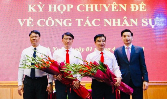 Phê chuẩn ông Võ Đăng Dũng làm Chủ tịch UBND quận Thanh Xuân ảnh 1