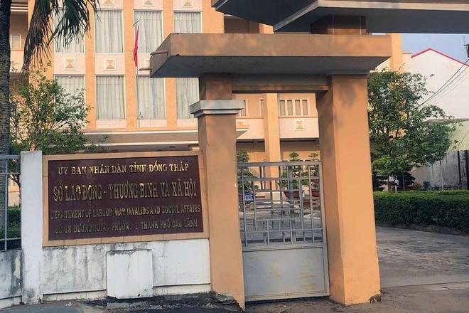 Vi phạm những điều đảng viên không được làm, Giám đốc Sở LĐ-TB&XH Đồng Tháp bị kỷ luật Đảng ảnh 1