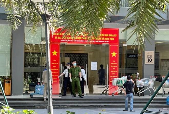 Hà Nội: Một chuyên gia người Ấn Độ sống ở Times City dương tính với SARS-CoV-2 ảnh 1