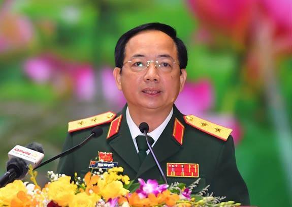 Trung tướng Trịnh Văn Quyết giữ chức Phó Chủ nhiệm Tổng cục Chính trị Quân đội nhân dân Việt Nam ảnh 1