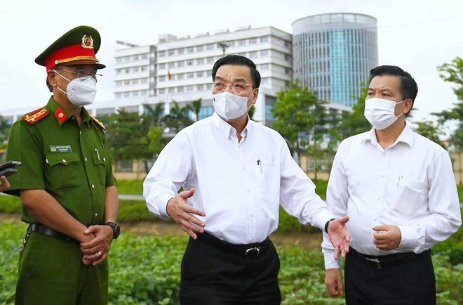 Phong tỏa Bệnh viện Nhiệt đới Trung ương, cách ly toàn bộ nhân viên ảnh 2