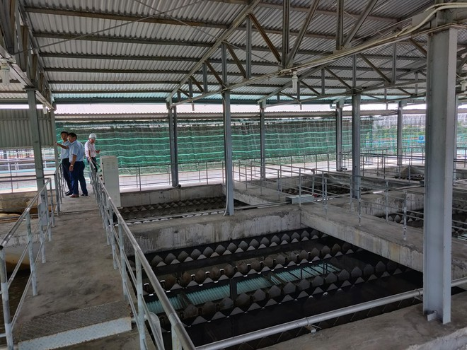 Cấp nước Hè 2021: Hạ nhiệt mối lo thiếu nước sinh hoạt, tìm mọi cách chống lãng phí ảnh 1