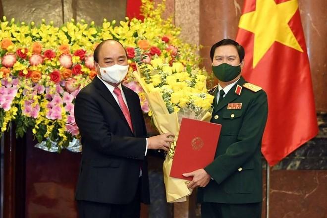 Thượng tướng Nguyễn Tân Cương làm Tổng Tham mưu trưởng Quân đội nhân dân Việt Nam ảnh 1
