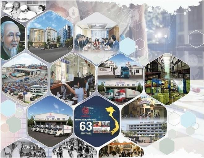 Chính thức khai trương Trung tâm phân phối dược phẩm Vimedimex Đà Nẵng ảnh 1