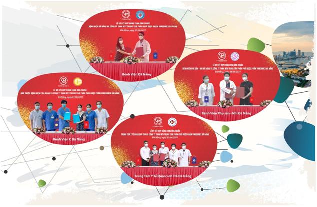 Chính thức khai trương Trung tâm phân phối dược phẩm Vimedimex Đà Nẵng ảnh 5