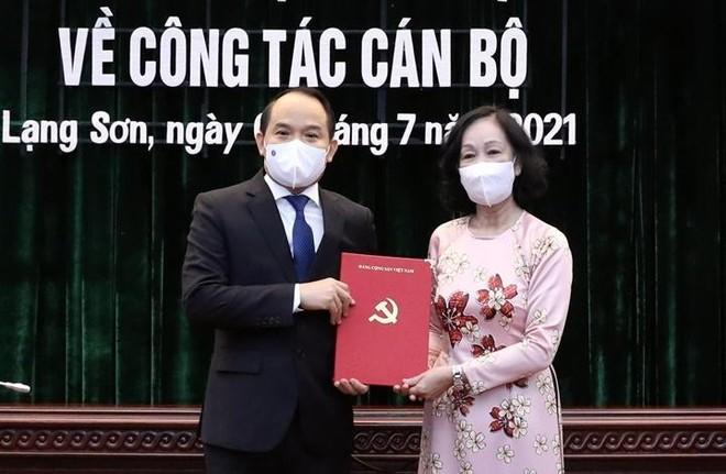 Ông Nguyễn Quốc Đoàn làm Bí thư Tỉnh ủy Lạng Sơn ảnh 1