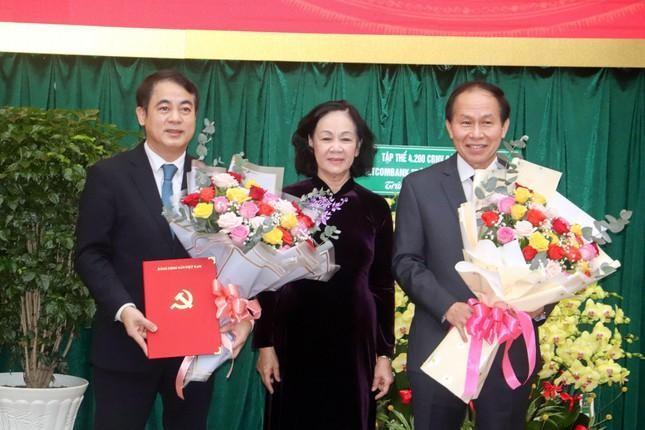 Chủ tịch Vietcombank Nghiêm Xuân Thành làm Bí thư Tỉnh ủy Hậu Giang ảnh 1