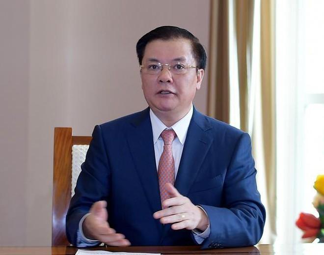 Bí thư Thành ủy Đinh Tiến Dũng làm Trưởng đoàn đại biểu Quốc hội TP Hà Nội ảnh 1