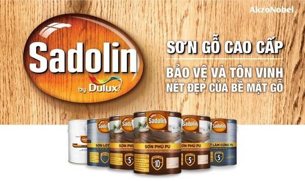 AkzoNobel ra mắt dòng sơn gỗ cao cấp Sadolin ảnh 1