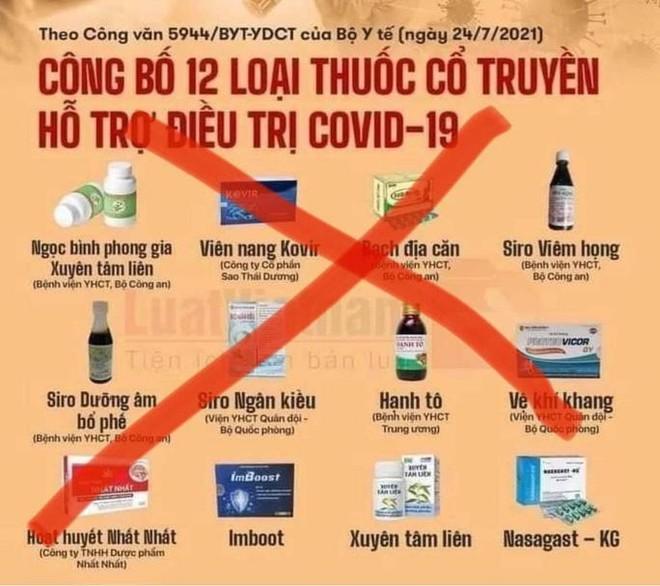 """Giá nhiều loại dược liệu """"hỗ trợ phòng Covid-19"""" """"té nước theo mưa"""" ảnh 1"""