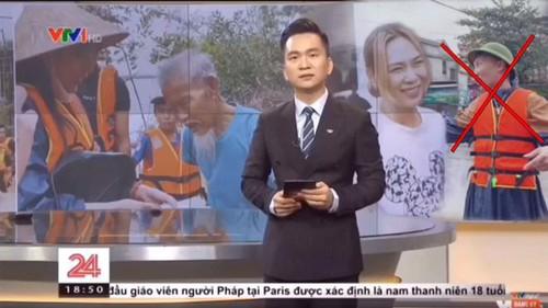 Sửa bản tin VTV, Huấn 'hoa hồng' có bị xử lý hình sự? ảnh 1