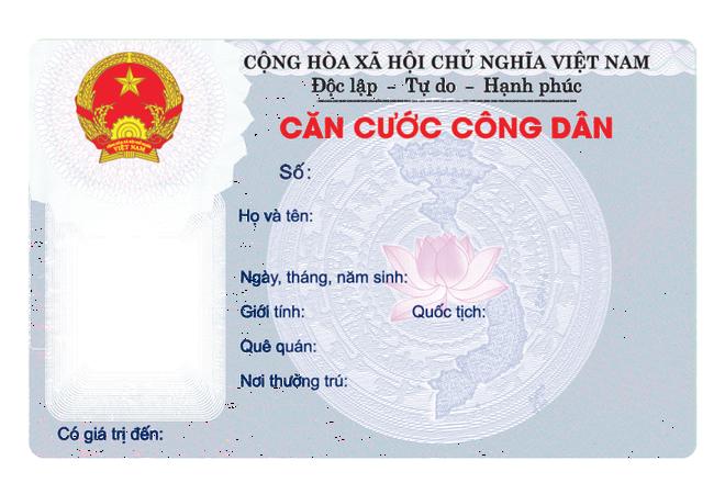 Quy trình cấp, đổi, cấp lại thẻ căn cước công dân theo đề xuất mới nhất của Bộ Công an ảnh 1