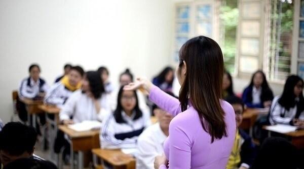 Từ 20-3: Áp dụng quy định mới nhất về thời gian được thăng hạng của giáo viên ảnh 1