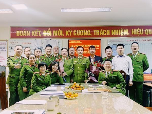 Đại úy công an Nguyễn Thị Ngọc Thương: 'Đứng sau chiến công của tôi là đồng đội' ảnh 2