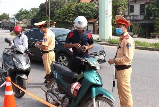 Từ 1-1-2022: Thẩm quyền xử phạt hành chính của công an nhân dân thay đổi ra sao? ảnh 1