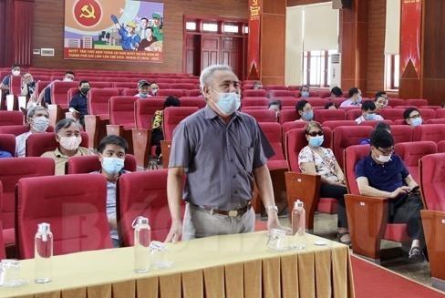 Nghiêm cấm người ứng cử Đại biểu Quốc hội mua chuộc cử tri ảnh 1