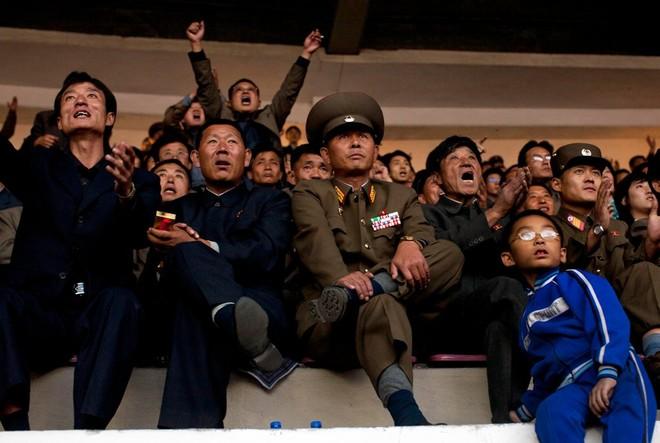 Triều Tiên – góc ảnh lạ và hấp dẫn