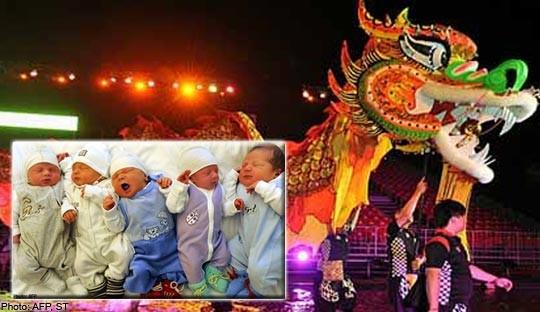 """Hồng Kông """"ác mộng"""" với sinh con năm rồng"""