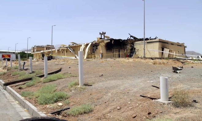 Iran khẳng định vụ nổ tại cơ sở hạt nhân Natanz là do phá hoại ảnh 1