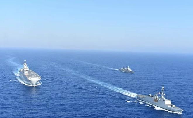 Hy Lạp công bố mua vũ khí hạng nặng của Pháp để đối phó với Thổ Nhĩ Kỳ ảnh 1