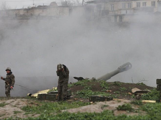 Giao tranh nổ ra ở biên giới Armenia - Azerbaijan ảnh 1